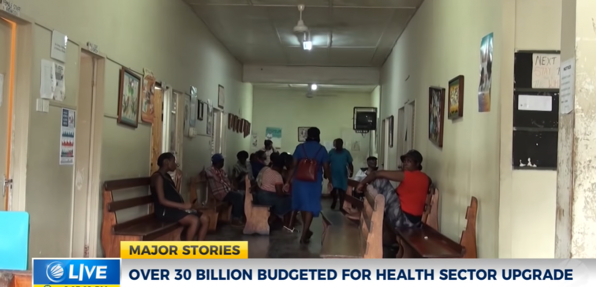 Health Sector to get over $30 billion cash injection