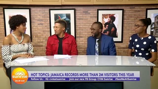 CVM At Sunrise-Jamaica Records more 2M Visitors – Hot Topic – June 28, 2019