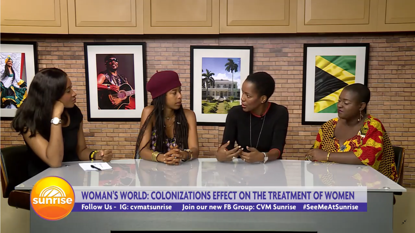 CVM AT SUNRISE – Colonization and Its Effect on Women – August 1, 2019