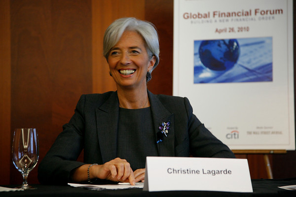 IMF Managing Director Praises Jamaica