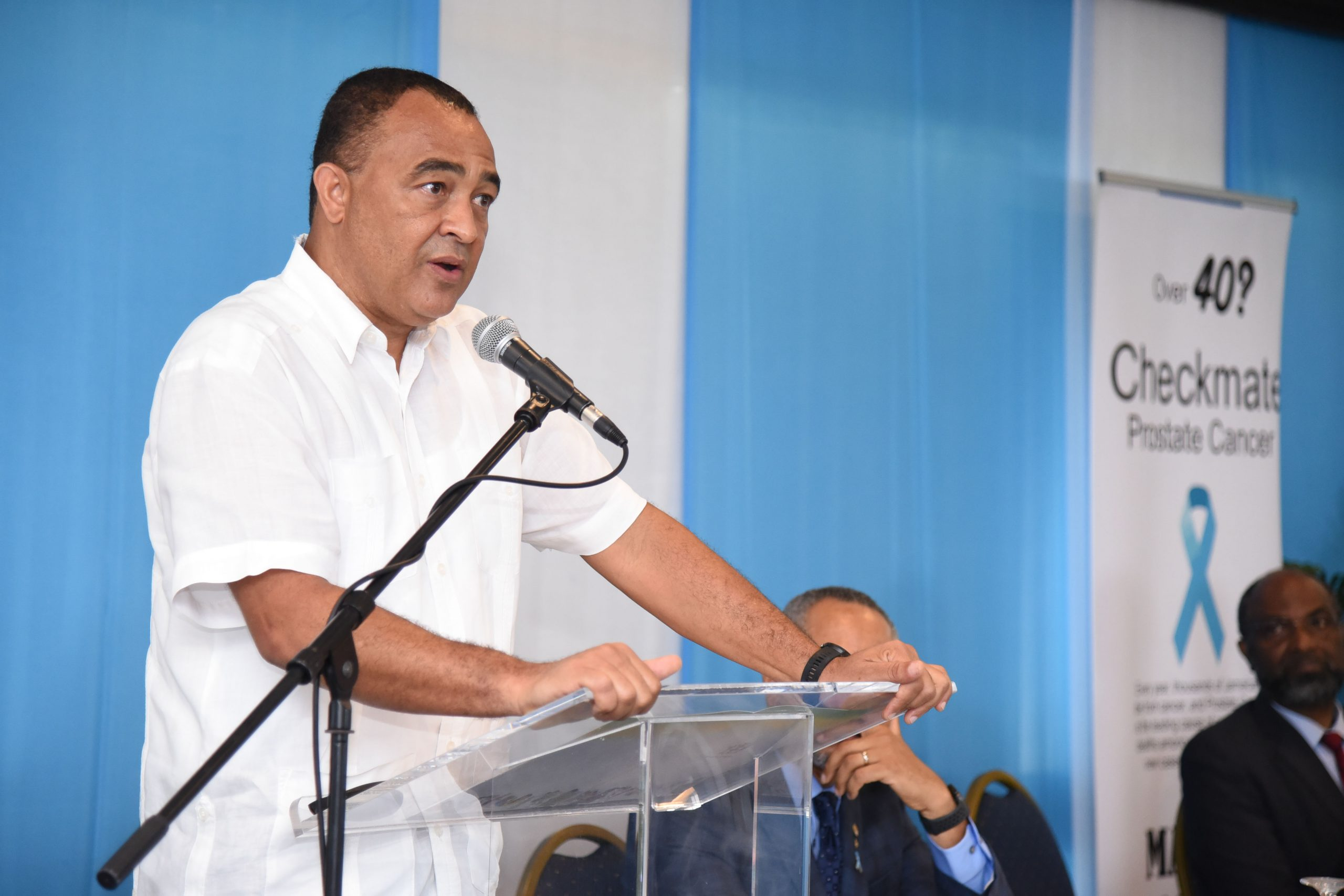 Boss Up Prostate Cancer; Tufton Calls For Local Approach