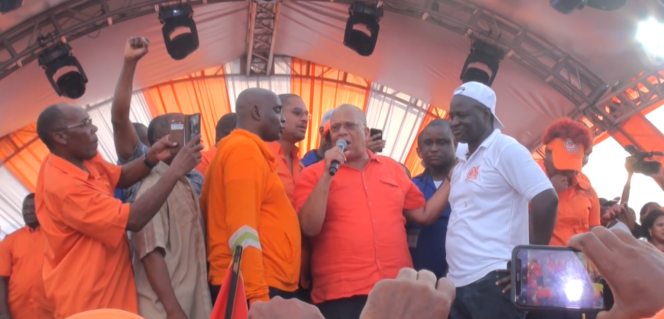 Delegates React To PNP Presidential Results With Resignations