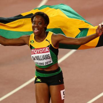 Danielle Williams Makes History For Jamaica