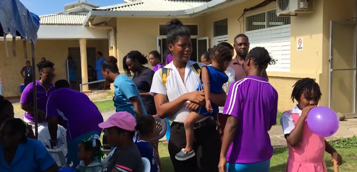 Watch: JA Health Officials Calls For Extended Maternity Leave