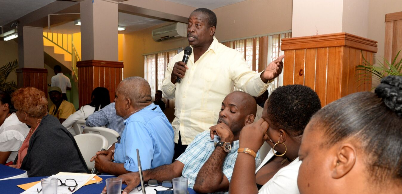 Montague Urges Taxi Operators To Be More Business Focus