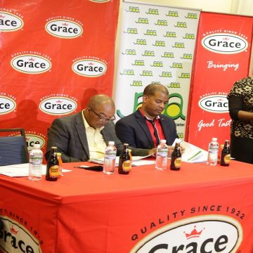 Sports Minister Speaks To Jamaica's Potential For A New Ice Rink