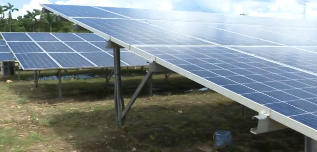 $65M US Solar Farm Now Open in Westmoreland; PM Holness Calls for Renewable Partnerships