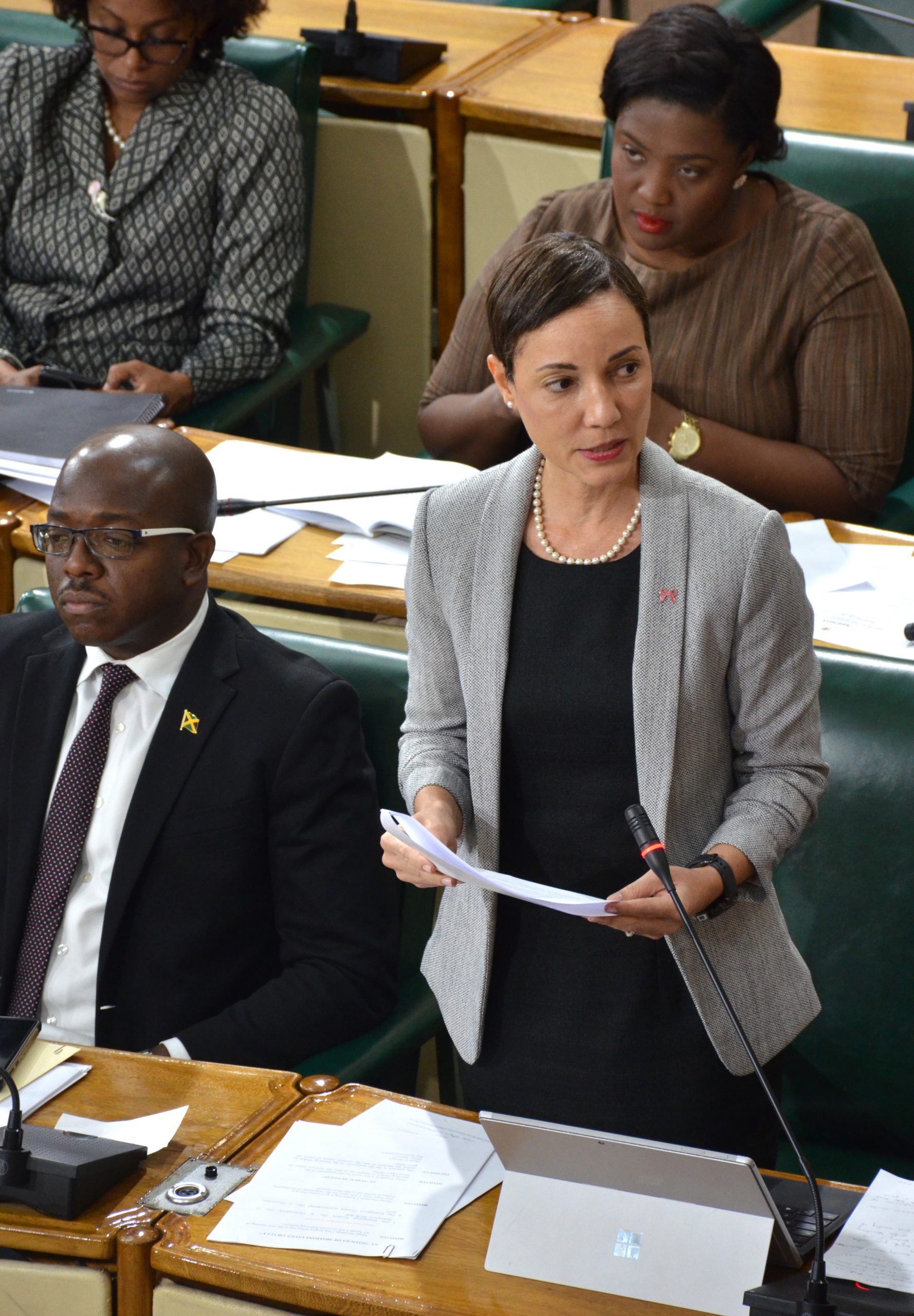 SENATE APPROVES EXTENSION OF SOEs IN FIVE PARISHES  KINGSTON