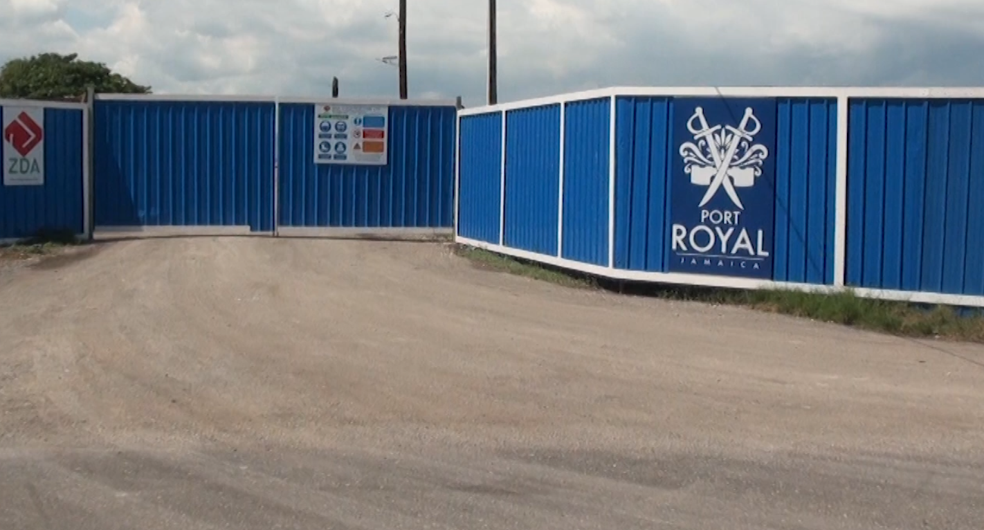 Opposition MP Raises Concerns About Port Royal