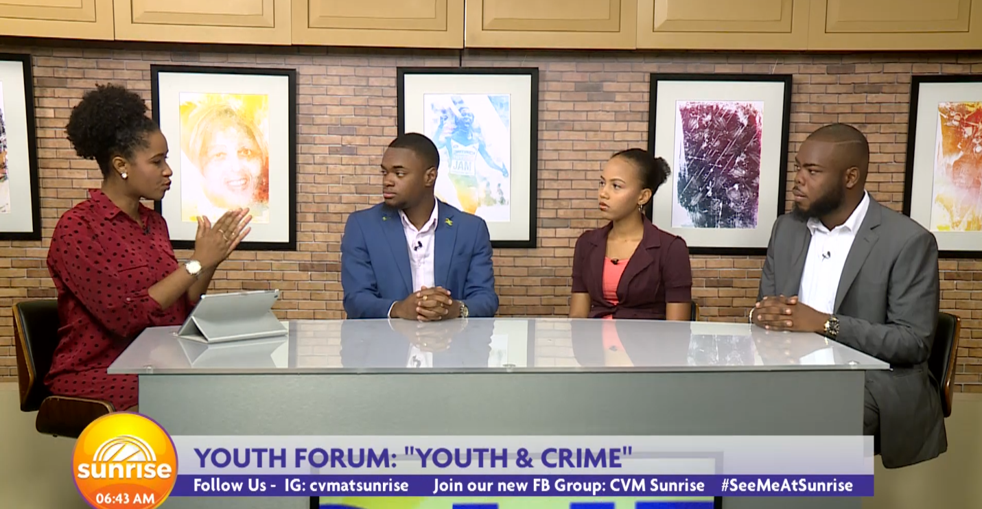 Youth & Crime in Jamaica