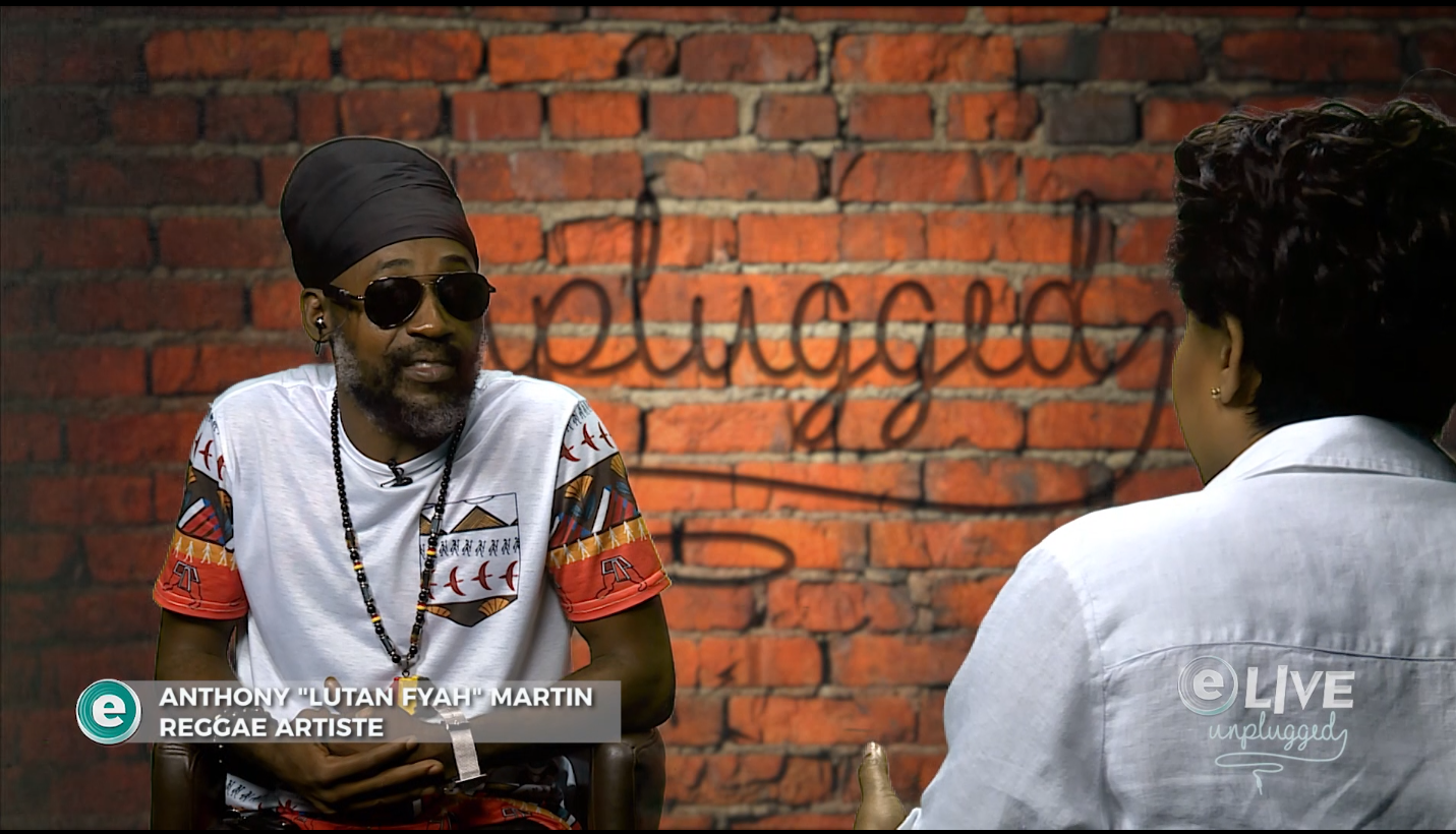 Elive Unplugged with Lutan Fyah