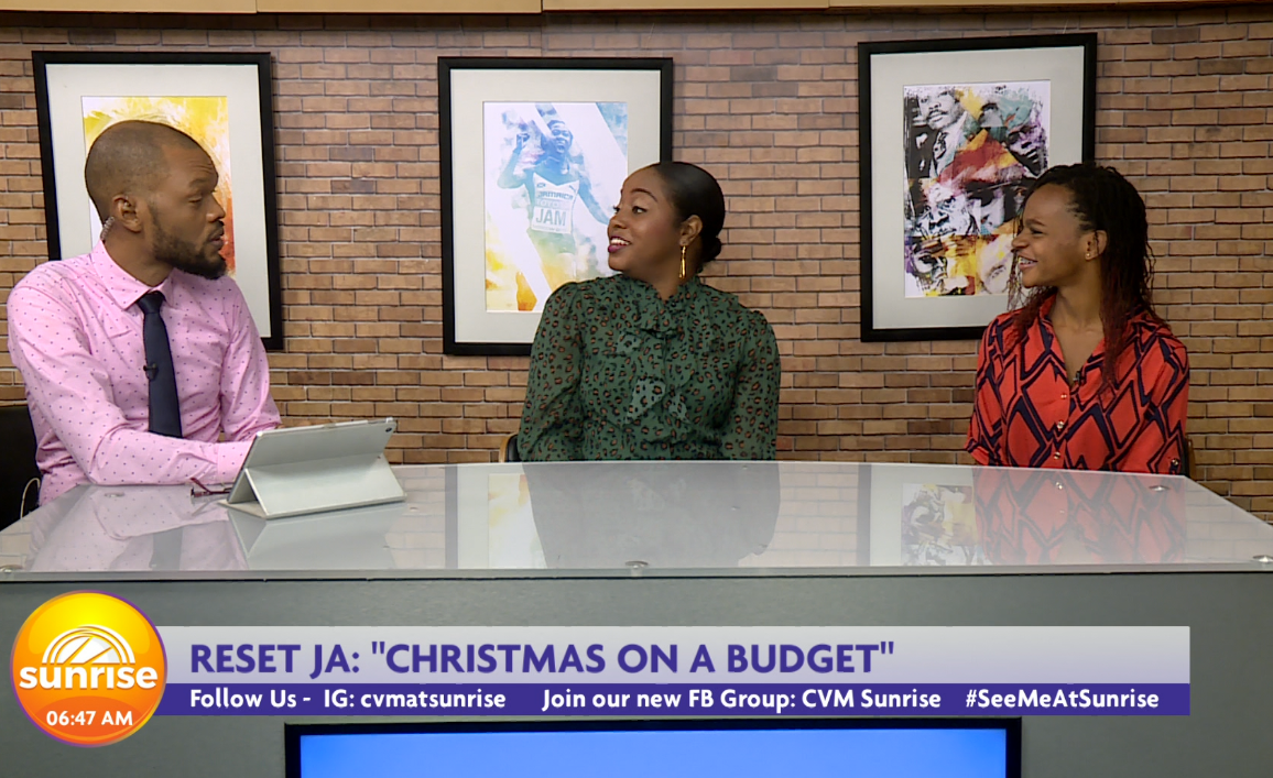 Reset Ja: Christmas On A Budget