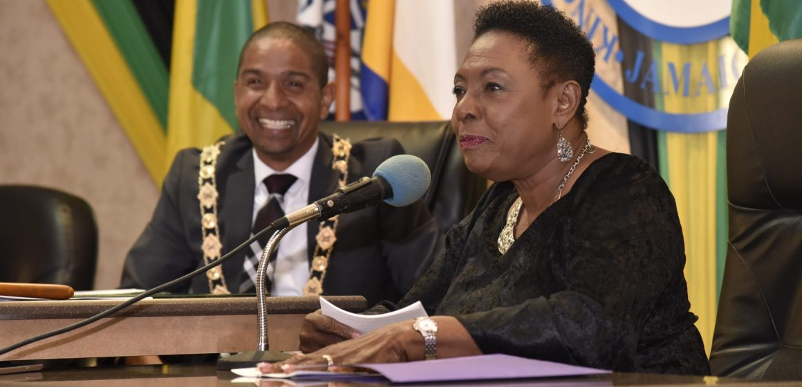 Culture Ministry And KSAMC Partner To Do Murals In Kingston