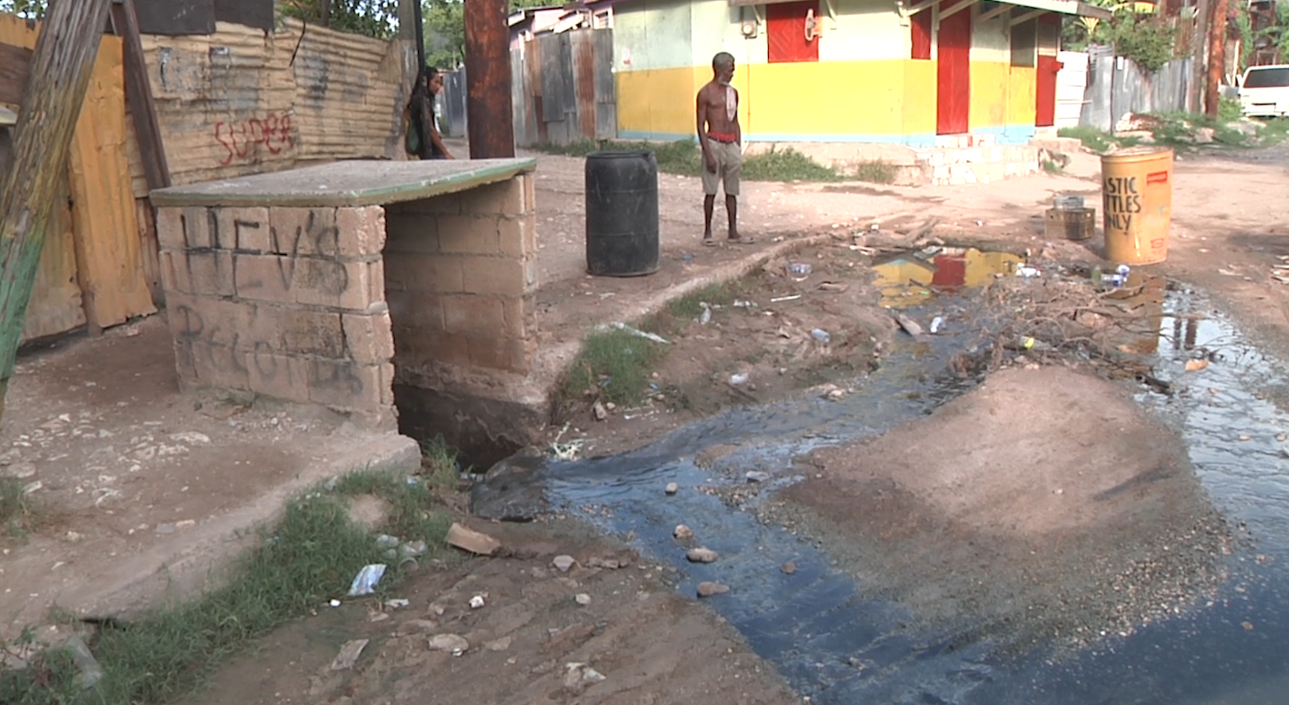 New Haven, St. Andrew Residents Frustrated Over Sewage Problem