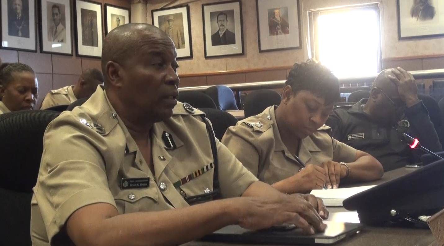 TheJCF and KSAMCPartner To Ensure Order And Public Safety Across The Municipality