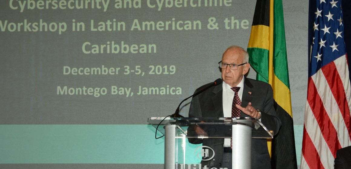 US Ambassador Calls On Nations To Unite In Fighting Cybercrime