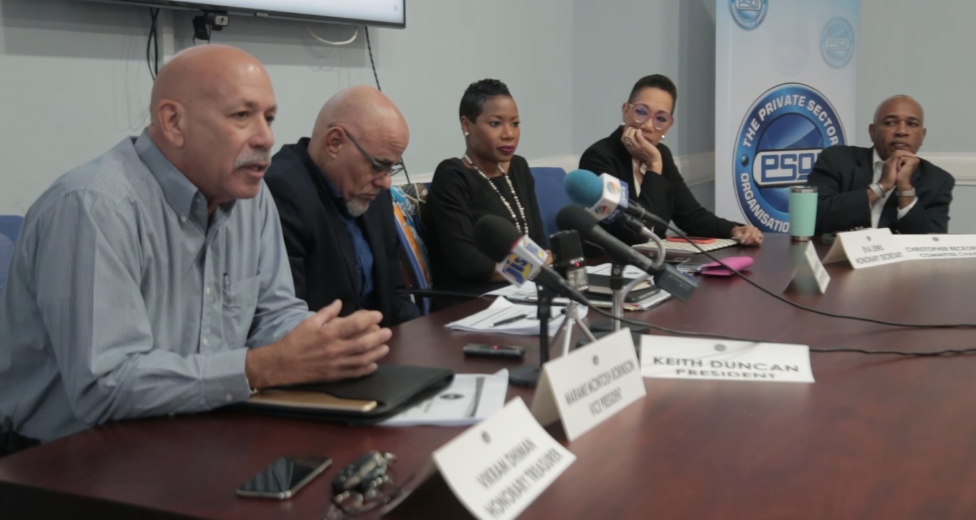 PSOJ To Actively Police Govt's Commitment To Address Crime