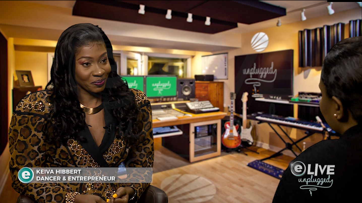 ELIVE Unplugged with Keiva Hibbert