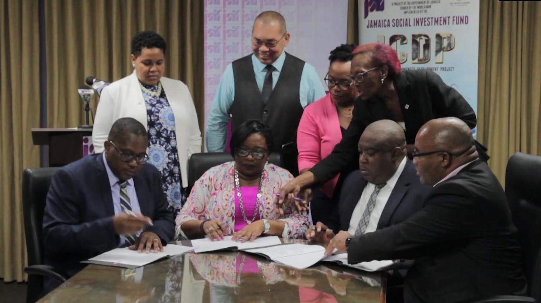 JSIF& JCF Signs MOU