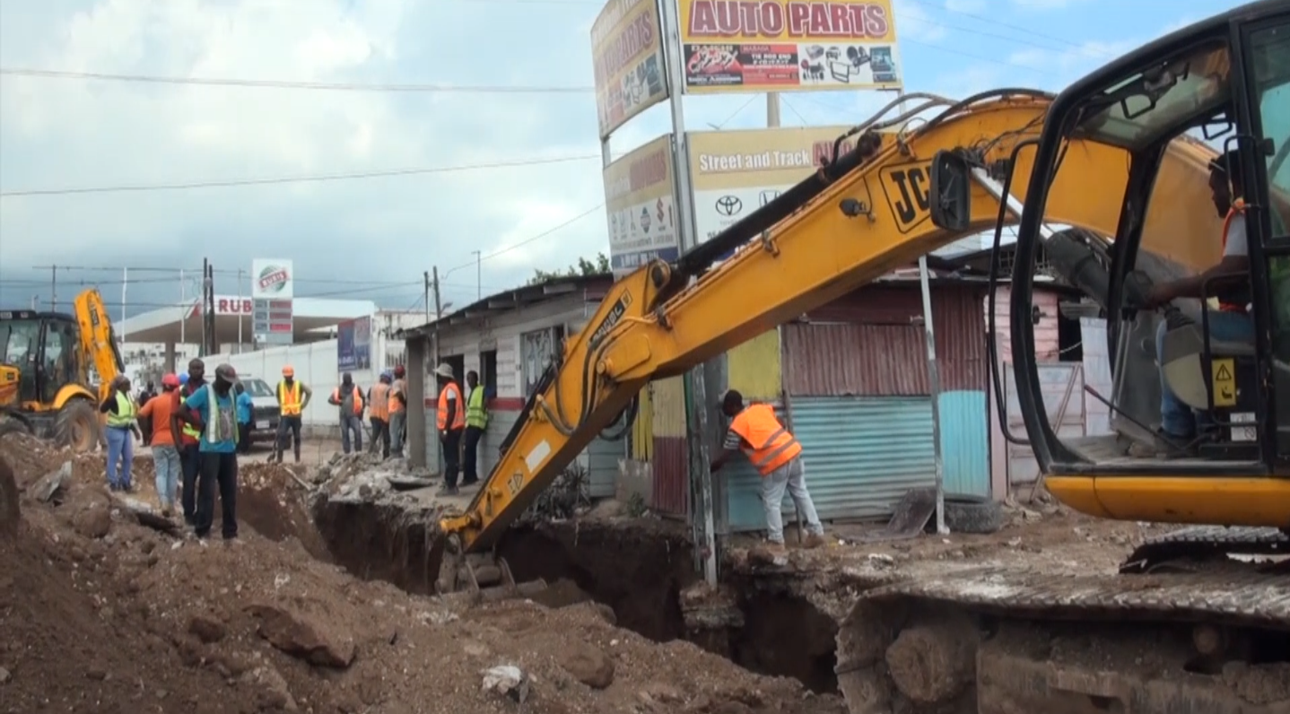 Update On Ongoing Road Improvement Project