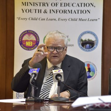 Education Ministry To Bolster Safety And Security In Schools