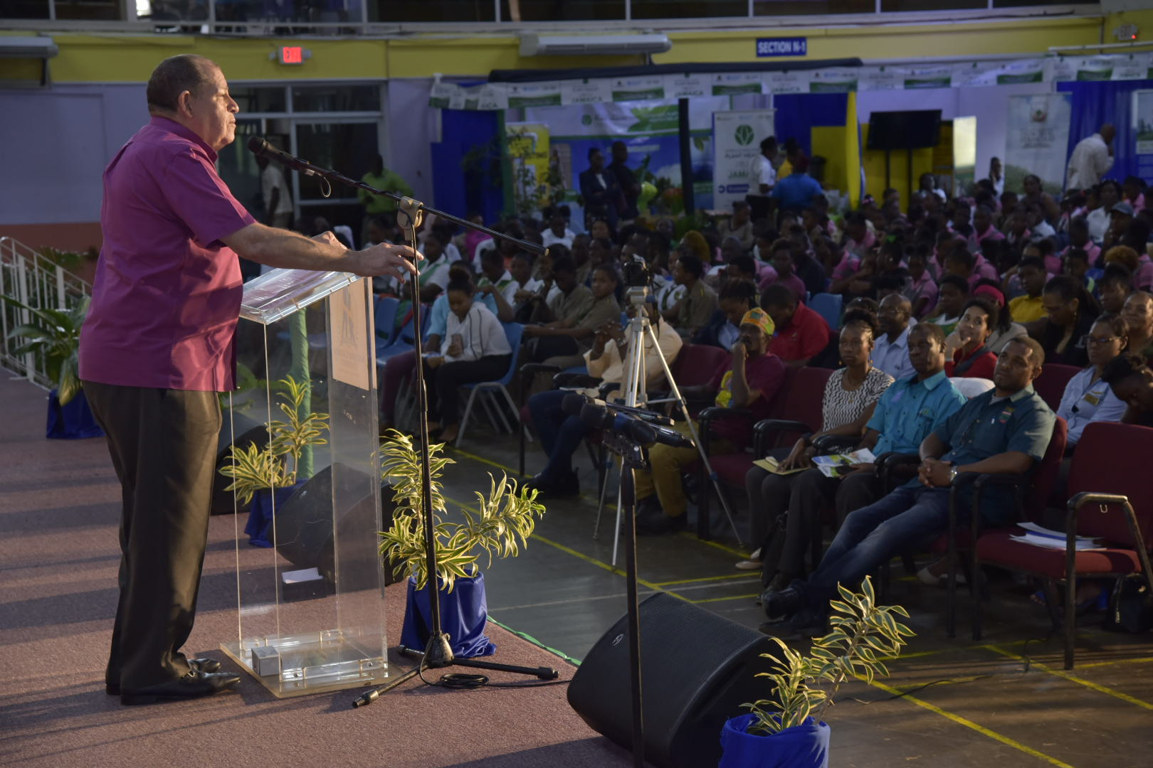 Noted Businessman To Invest In Mega Farm In St. Catherine