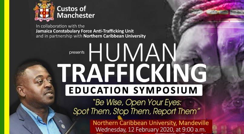 Anti-Human Trafficking Forum Slated For Manchester On Feb. 12
