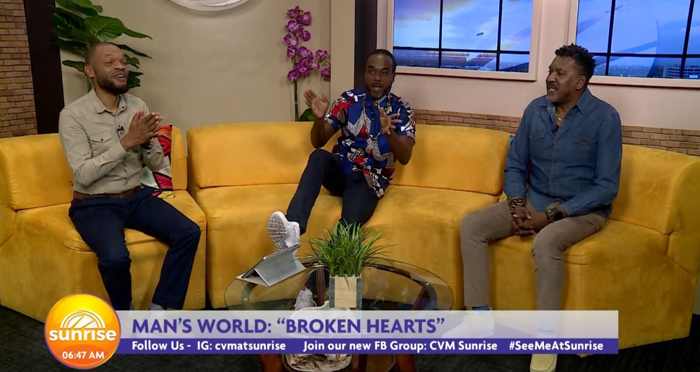 Sunrise: A Man's World – Broken Hearts