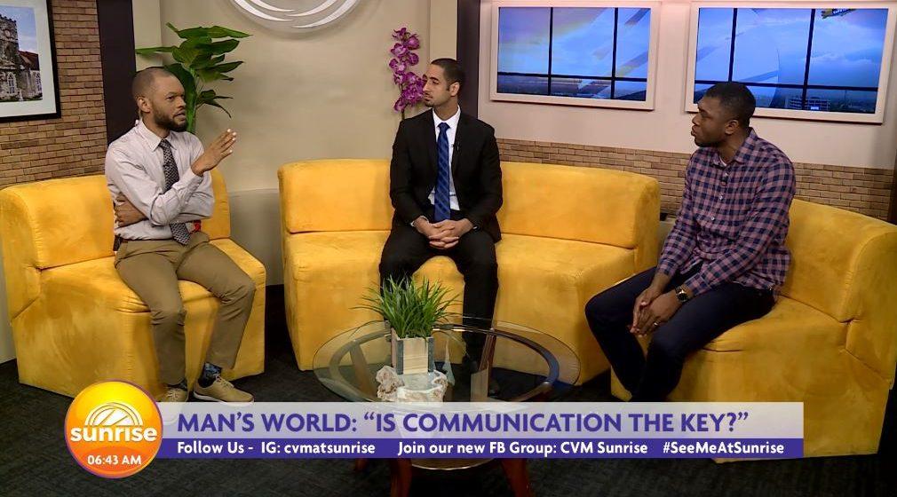 Men: Is Communicating Key?