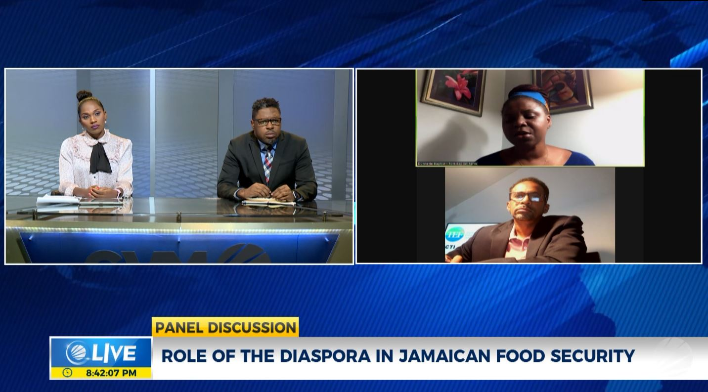What Is The Role Of The Diaspora In Jamaica's Food Security?
