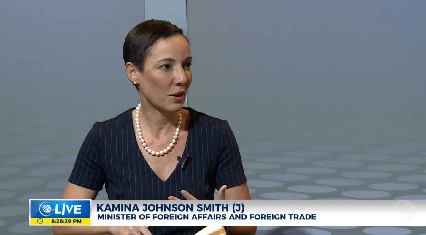Senator Kamina Johnson Smith on The Recent Repatriation