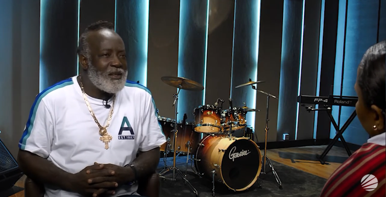 FREDDIE MCGREGOR'S NEW SONG 'IF GOD IS FOR US'