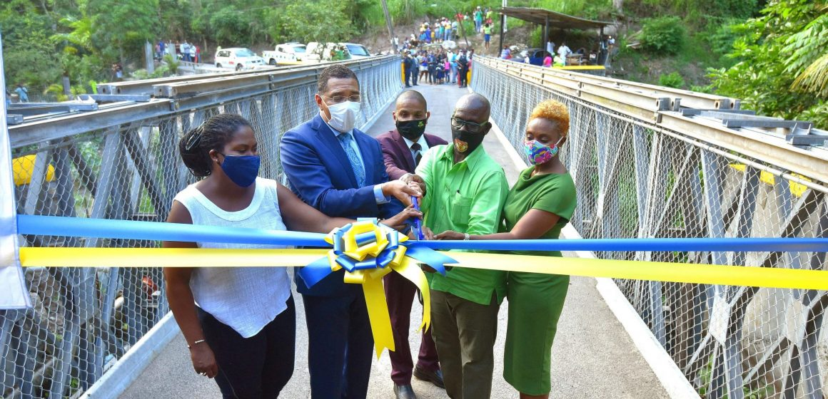 PM Commissions Bowden Hill Bridge