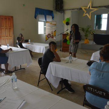 New Shelter Managers For St. Elizabeth