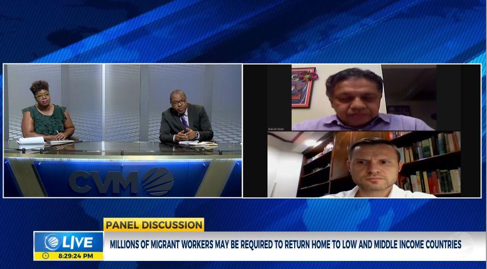ILO Warns Of COVID-19 Migrant 'Crisis Within A Crisis'