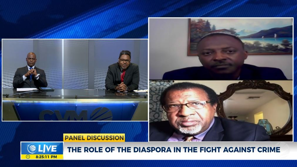 Role Of The Diaspora In The Fight Against Crime