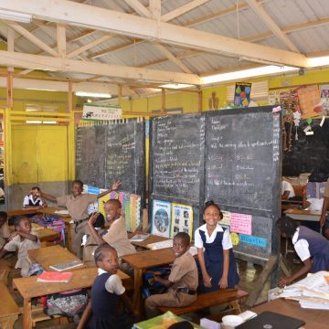 New Infrastructure Needed For Schools