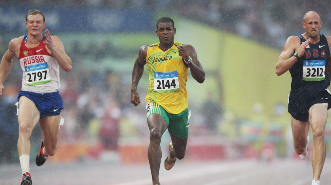 Olympian Maurice Smith Sprints From the Track and Into Music.