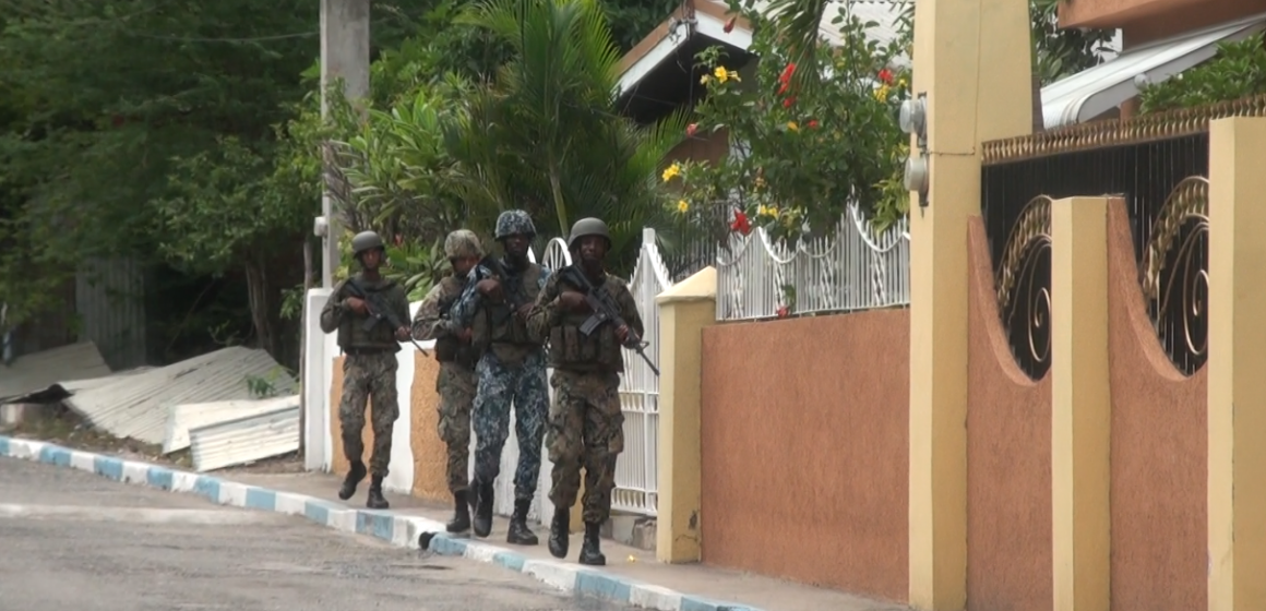 August Town Under Zone of Special Operations