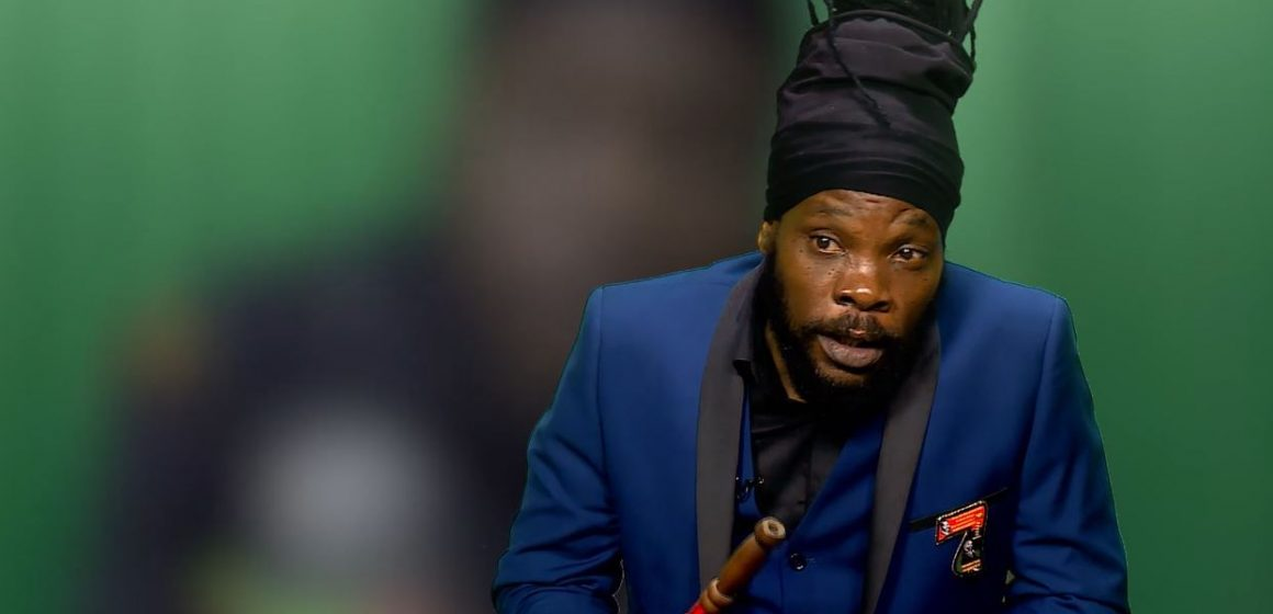 Bushman on E-Live
