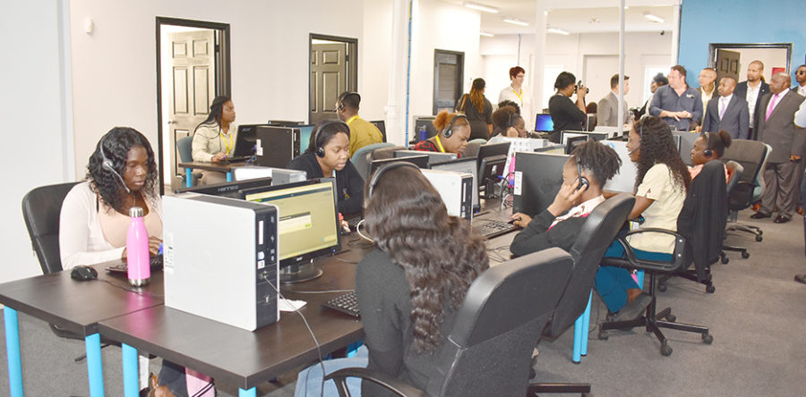 Business Process Outsourcing (BPO) and Jamaica's Economy