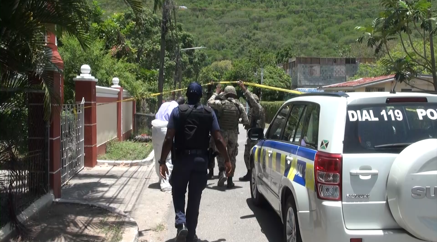 Crime Threatens Jamaica's Social & Economic Development