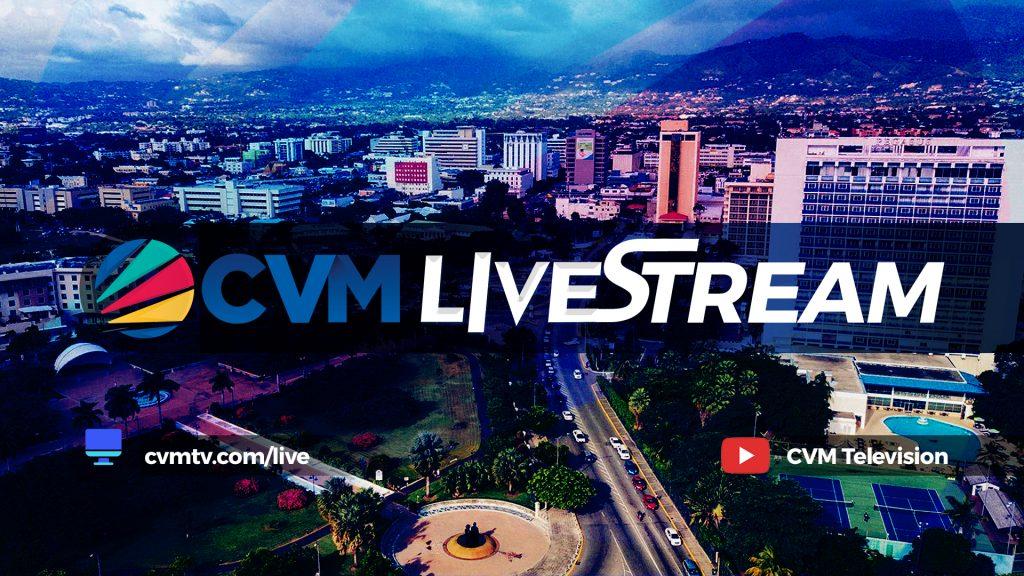 CVM TV Live Stream Online - CVM Television Jamaica