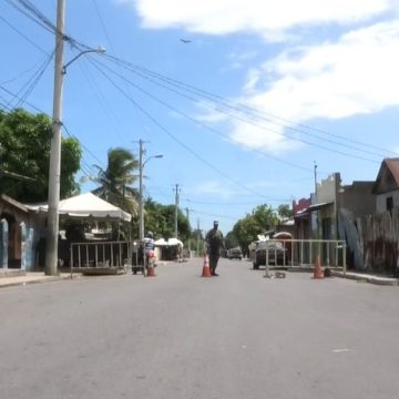 PM Declares ZOSO In Greenwich Town St. Andrew