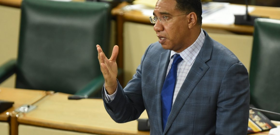PM Holness Says Controlled Re-entry Has Done Jamaica Good