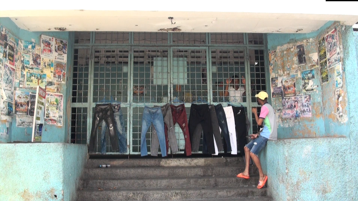 Pearnel Charles Arcade Vendors Call for Gates to Be Reopened