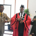 Sydney Stewart Replaces Michael Belnavis As St. Ann's Bay Mayor