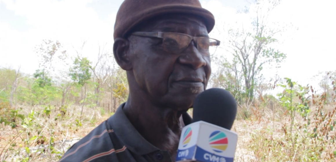 Worsening Drought Conditions Affect Farmers