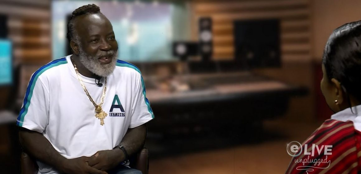 E-Live Unplugged With Freddie McGregor