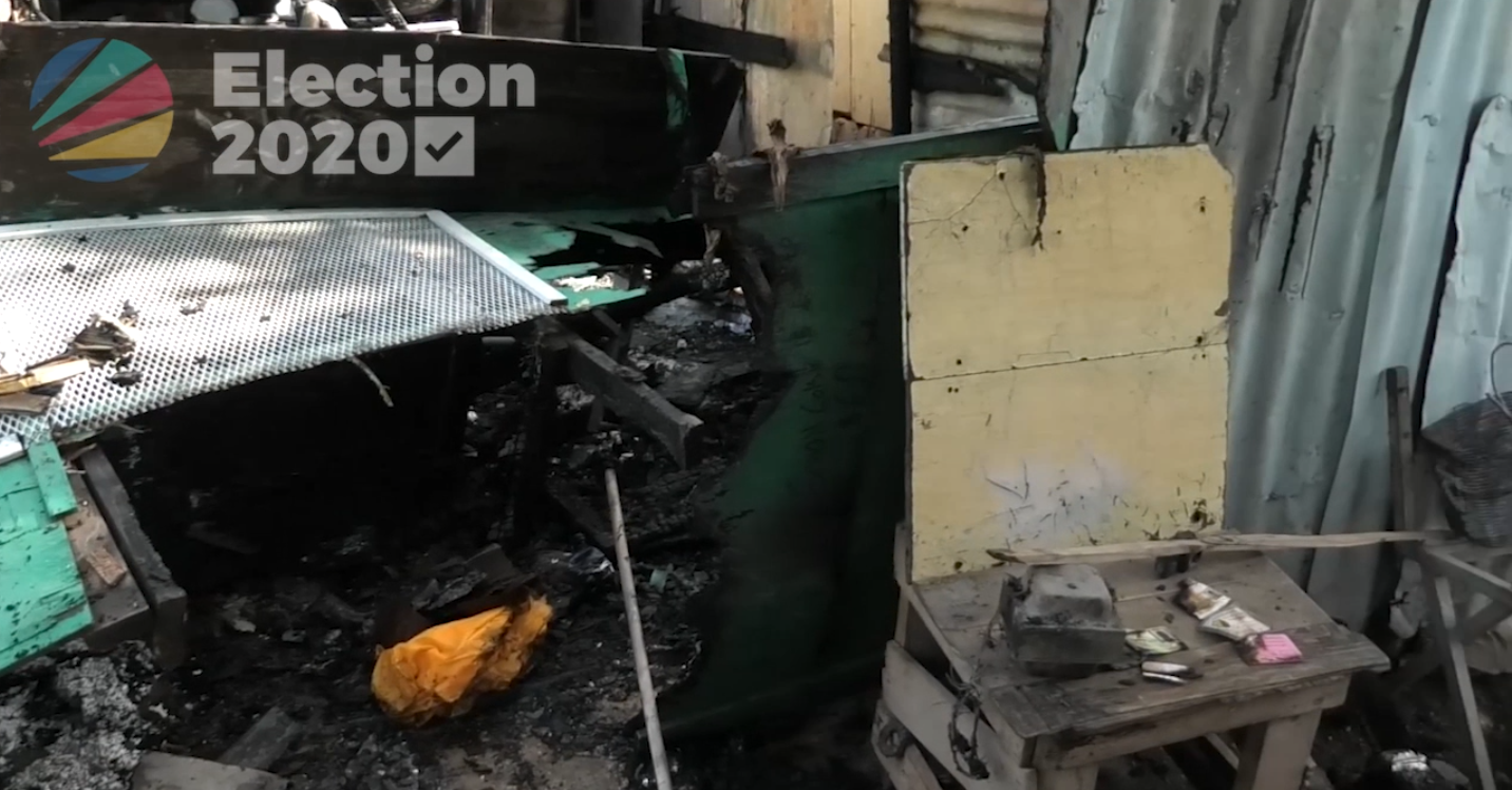 Political Activist Killed; Fire In East Central St Catherine